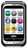 Pictures of Spice Mobile Dual Sim