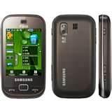 Samsung Corby Dual Sim Mobile Pictures