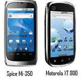 Images of Spice Dual Sim Mobiles In India With Price