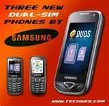 Images of Samsung 3g Dual Sim Mobile