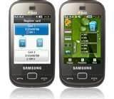 Samsung 3g Dual Sim Mobile