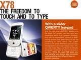Micromax Dual Sim Touch Screen Mobile