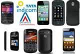 Pictures of Spice Cdma Gsm Dual Sim Mobile
