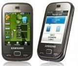 Dual Sim Mobile With Touch Screen Images