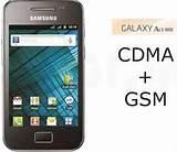 Images of Dual Sim Cdma Gsm Mobile With Price