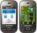 Pictures of Cdma And Gsm Dual Sim Mobiles In Samsung