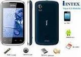 Intex 3g Dual Sim Mobile Images