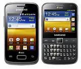 Pictures of New Samsung Dual Sim Mobiles