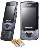 Samsung C6112 Dual Sim Mobile Price Images