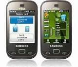 Images of Samsung Dual Sim Touch Mobile