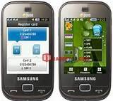 Samsung Dual Sim Touch Mobile