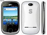 Spice Dual Sim Mobile Phone Price Pictures