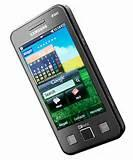 Samsung Dual Sim Mobile With Touch Screen