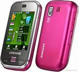 Samsung Dual Sim Mobile With Touch Screen Photos