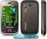 Photos of New Dual Sim Samsung Mobile