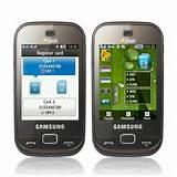 Dual Sim Mobile Phone Samsung Images