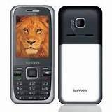 Lava Cdma Gsm Dual Sim Mobile Pictures