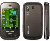 Samsung Mobile Phones Dual Sim With Touch Screen