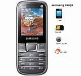 Images of Samsung Low Price Dual Sim Mobile