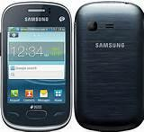 Images of New Dual Sim Samsung Mobile